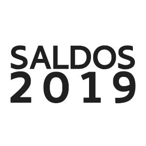Saldos 2019